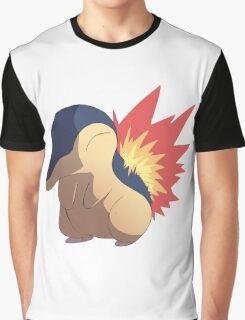 Cyndaquil Graphic T-Shirt