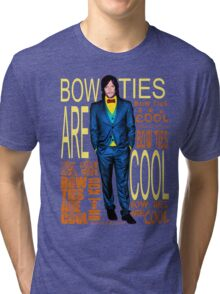Bowties Are Cool Reedus Edition Tri-blend T-Shirt