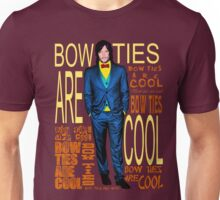 Bowties Are Cool Reedus Edition Unisex T-Shirt