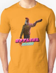 Richard (Hotline Miami) Unisex T-Shirt