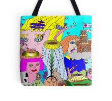 Eye Catching Tote Bag