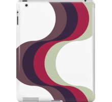 retro pattern 2 iPad Case/Skin