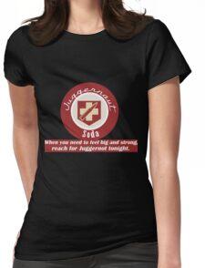Juggernog Soda Womens Fitted T-Shirt