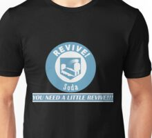 Quick Revive soda Unisex T-Shirt