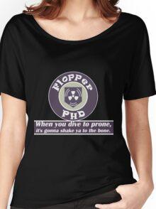 PH D Flopper Women's Relaxed Fit T-Shirt