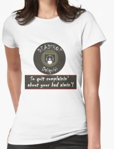 Deadshot Daiquiri soda Womens Fitted T-Shirt