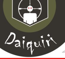 Deadshot Daiquiri soda Sticker