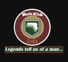 Mulekick soda by Steven Hoag