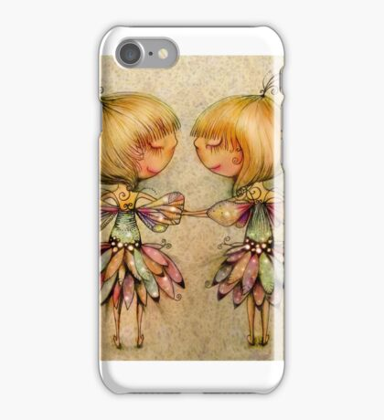 fairy dance iPhone Case/Skin