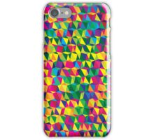 Abstract Triangle iPhone Case/Skin