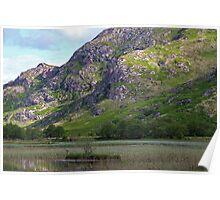 Marshlands Meets Highlands Poster