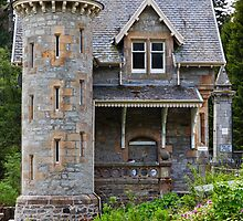The Gate House by Adrian Alford Photography