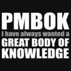 PMBOK A Great Body of Knowledge by PMMan