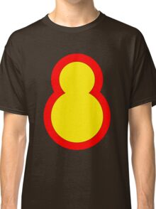 8th Infantry Division, Republic of Korea Army Classic T-Shirt