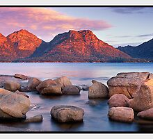 Transforming Light, Coles Bay TAS by Chris Munn