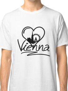 Vienna Heart Classic T-Shirt