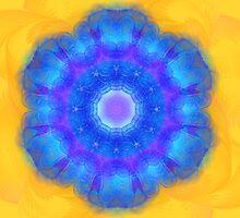 Healing Mandala JUDITH by shoffman