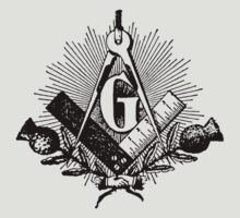 Masonic symbol, squaring the circle, freemason by nitty-gritty