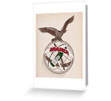Fernet Branca Greeting Card