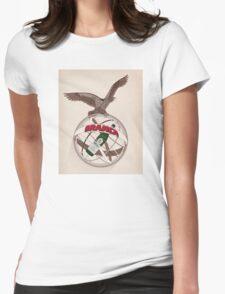 Fernet Branca Womens Fitted T-Shirt