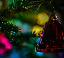 Christmas bell by TOM KLAUSZ