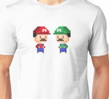 Pixel Plumbers Unisex T-Shirt