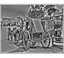 Sovereign Hill, Ballarat Photographic Print