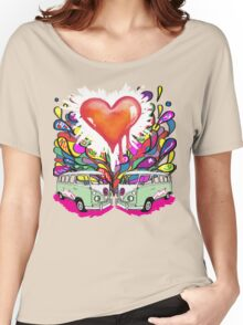Camper love 2 Women's Relaxed Fit T-Shirt