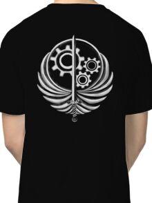 Brotherhood of Steel Emblem Dark Classic T-Shirt