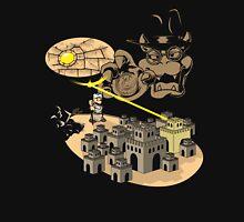 Mario Jones (Bowser ed.) Unisex T-Shirt