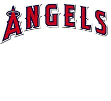 Los Angeles Angels by jsipek