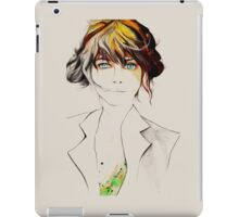 Spring is just around the corner iPad Case/Skin