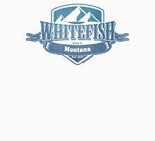Whitefish Montana Ski Resort Unisex T-Shirt