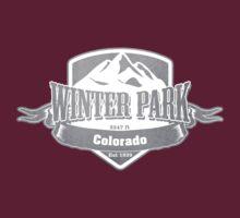 Winter Park Colorado Ski Resort by CarbonClothing