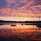 Scilly sunrise by Paul McSherry