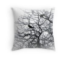 by my side~ Throw Pillow