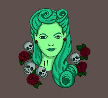 Tattoo Pin-Up Zombie Unisex T-Shirt