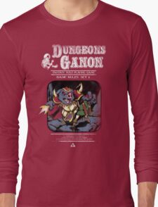Dungeons & Ganon Long Sleeve T-Shirt