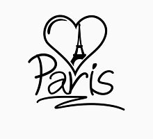 Paris Heart Unisex T-Shirt
