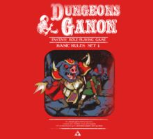 Dungeons and Ganon One Piece - Long Sleeve