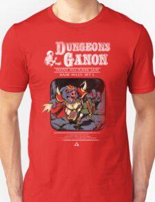 Dungeons and Ganon Unisex T-Shirt