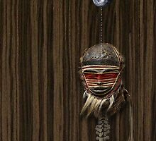 wood bruxo 39 by arteology