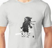 Meowtal Fur Solid 4 Unisex T-Shirt