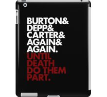 Platinum Trio iPad Case/Skin