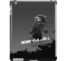 Meowtal Fur Solid 4 iPad Case/Skin