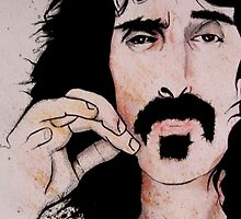Frank Zappa (2011) - Orignal Sold  by Rusku
