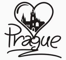Prague Heart T-Shirt