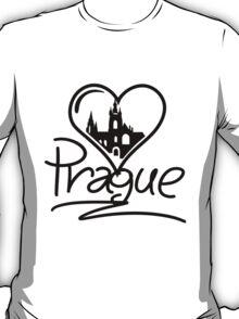 Prague Heart T-Shirt