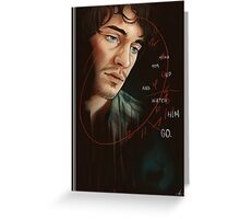 Hannibal - Wind him up and watch him go Greeting Card