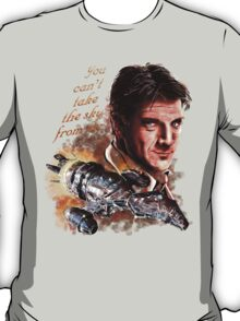 Firefly - You Can't Take The Sky From Me. T-Shirt